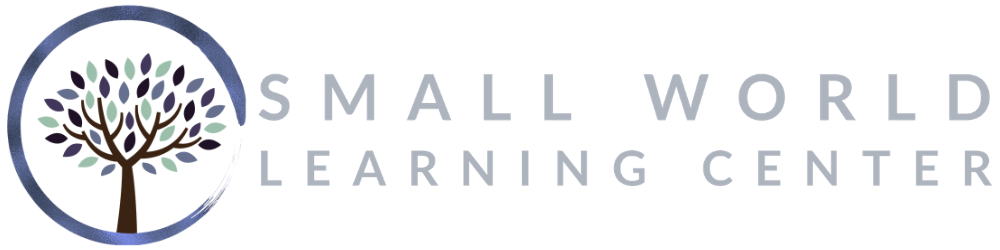 small world learning center logo